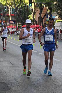 Federico Tontodonati Italian athletics competitor