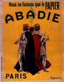 Papier Abadie poster Cappiello.png