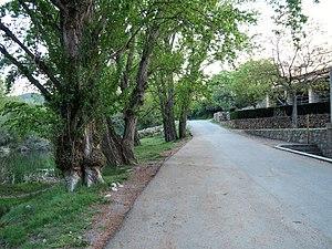 Paraje del Sargal en el río Palancia a su paso por Viver. Alto Palancia, Castellón 02.jpg