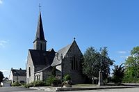 Parigné-sur-Braye (53) Église Saint-Cénéry 04.JPG