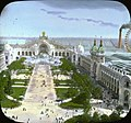 Paris Exposition - Chateau of Water and Palace of Electricity aerial view.jpg