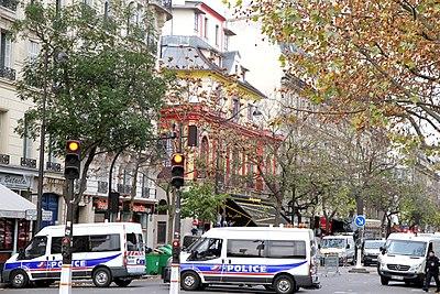 Terrorangrebene i Paris november 2015
