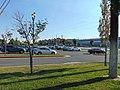 Park & Ride lot at Murray North, Aug 16.jpg