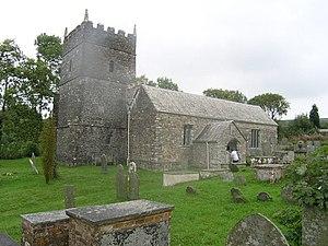 Parracombe - St Petrock's Church