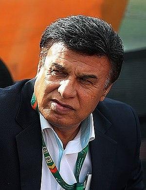 Parviz Mazloumi - Mazloumi in 2016