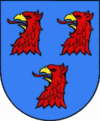 Coat of arms of Pāzevalka