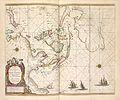 Paskaetrte zynde t'Oosterdeel van Oost Indien, met alle de Eylanden dae ontrendt gelegen van C. Comorin tot aen Japan (NYPL b13908778-1619045).jpg