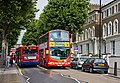 Passing Buses on Cambridge Avenue - geograph.org.uk - 1466330.jpg