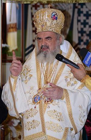 Patriarch Daniel of Romania - Patriarch Daniel in 2013