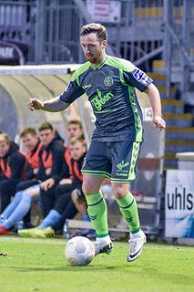 Patrick Kavanagh (footballer, born 1985) Irish footballer
