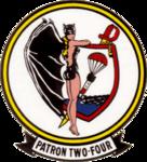Patrol Squadron 24 (US Navy) insignia 1951.png