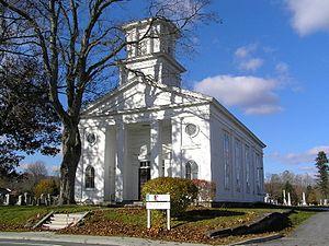 Patterson, New York - Patterson Presbyterian Church