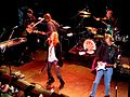 Patti Smith performing at Bowery Ballroom, New York City (2).jpg