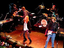 Patti Smith al Bowery Ballroom di New York il 31 dicembre 2007