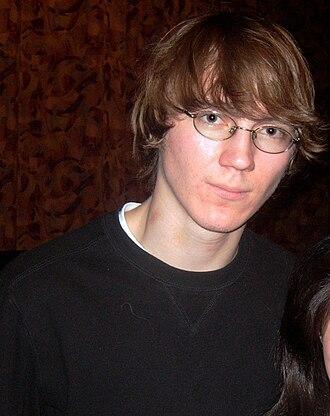 Paul Dano - Dano in December 2007
