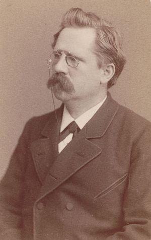 Paul Grützner - Paul Grützner (ca. 1885)