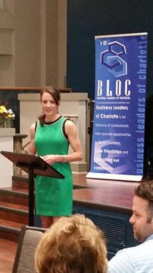 Paula Broadwell Speaking.jpg