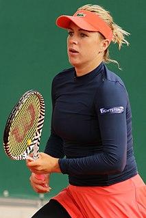 Anastasia Pavlyuchenkova Russian tennis player