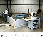 Pegasus Rocket Wing and PHYSX Glove Being Prepared for Stress Loads Testing DVIDS694565.jpg