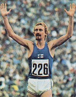 Pekka Vasala Finnish middle- and long distance runner