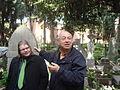 Peloso, Riccardo e Priori, Daniele - Commemorazione di Dario Bellezza- Foto Giovanni Dall'Orto, 31 marzo 2008 - 01.jpg