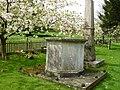 Penton Mewsey - Holy Trinity Church Graveyard - geograph.org.uk - 794655.jpg