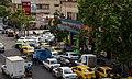 People in Gasoline queue in Tehran.jpg