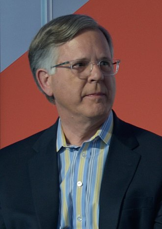 Pete Williams (journalist) - Williams at the 2017 Aspen Security Forum
