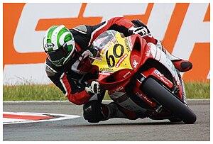 Peter Hickman - Image: Peter Hickman No 60 Yamaha 2009 BSB