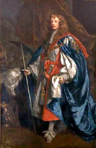 Peter Lely Charles Stewart 3rd Duke of Richmond