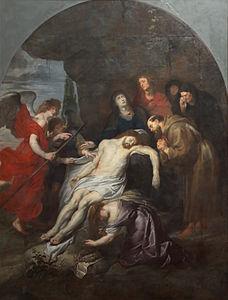 Peter Paul Rubens - Pièta avec Saint-François.jpg