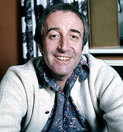 Peter Sellers, ca 1973.