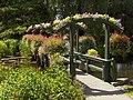 Petit pont des aromes. - Little bridge of fragrance...Do you smell it - panoramio.jpg