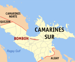 Ph locator camarines sur bombon.png
