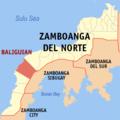 Ph locator zamboanga del norte baliguian.png
