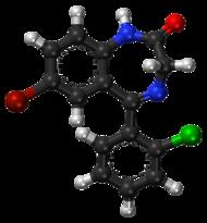 Phenazepam-pilk-kaj-bastona model.png