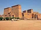 Philae Temple, dedicated to the goddess Isis.jpg