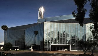 Crystal Cathedral - The church in 2011