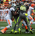 Philip Rivers, JJ Watt, Nick Mangold 2014 Pro Bowl (cropped).jpg