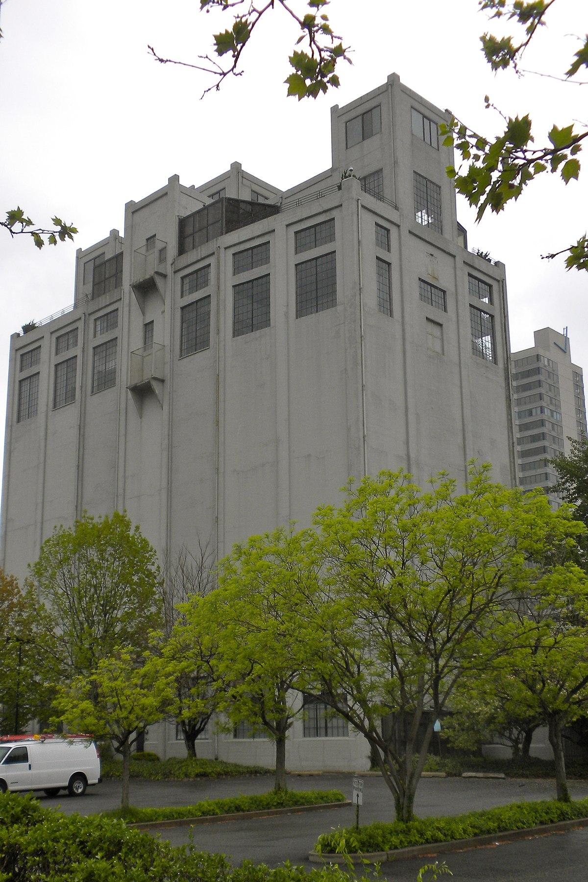 Reading Company Grain Elevator Wikipedia