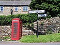 Phone a friend or decide for yourself, Loxley Road, High Bradfield - geograph.org.uk - 1631397.jpg