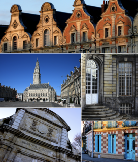 Arras Prefecture and commune in Hauts-de-France, France