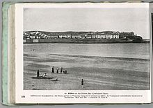 Photograph of Kilkee in the planning documents for Operation Sea Lion