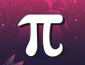 Pi symbol on background.png