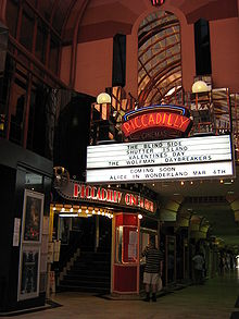 Piccadilly Theatre And Arcade Wikipedia
