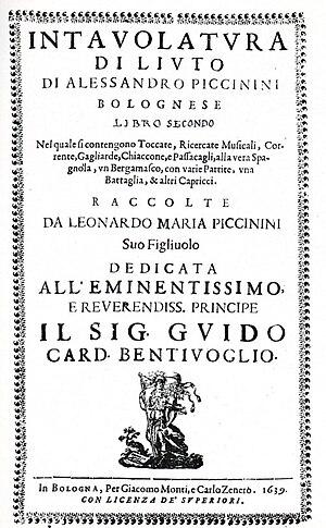 Piccinini, Alessandro (1566-ca. 1638)