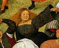 Pieter Bruegel de Oude - De bruiloft dans (Detroit) detail3.jpg