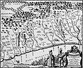 Pieter Van der Aa. Mingrélie, autrefois Colchis, pays baigné au couchant par la Mer noire, et nouvellement mis en lumière par Pierre Vander Aa. 1714.jpg