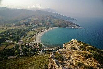 Ligurian Sea - Image: Pietracorbara Marine