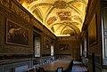 Pietro da Cortona, il gobbo dei carracci (Pietro Paolo Bonzi) e paul bril, galleria con storie di Salomone e della regina di saba, 1615-20 ca. 01.jpg